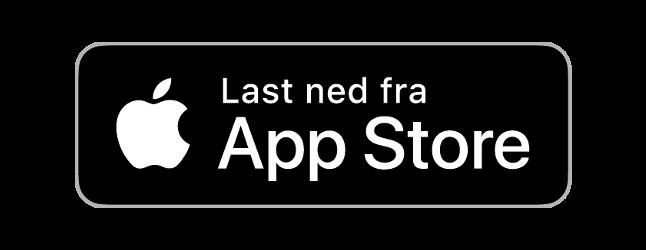 Tilgjengelig på App Store